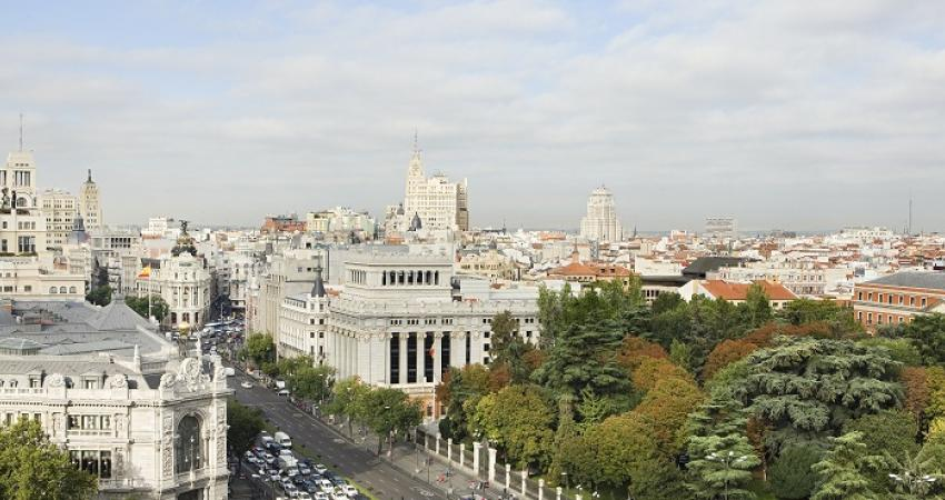 Mirador Madrid